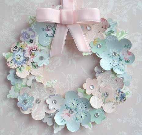 accessories of old decorative wreaths - Decorative Wreaths